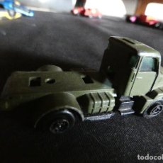 Coches a escala: GUISVAL CAMION VOLVO EJERCITO . Lote 146904770