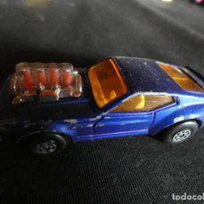 Coches a escala: MATCHBOX 1/64 ROLAMATICS 1975 APROX FORD MUSTANG MACH 1 . Lote 146909882