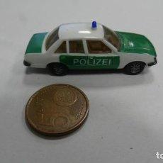 Coches a escala: COCHE POLICIA OPEL REKORD BERLINA . Lote 147145978