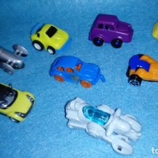 Coches a escala: LOTE COCHES TIPO MICRO MACHINES VARIOS. Lote 147412626