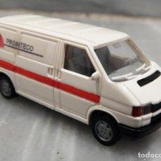 Coches a escala: COCHE VW TRANSPORTER PROINTECO - FURGONETA - 1/87 - WIKING. Lote 147774682