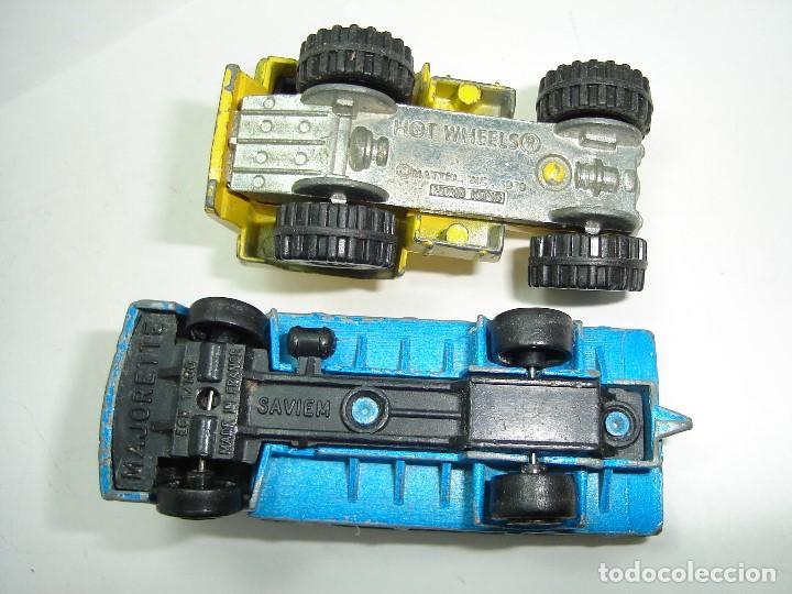 Modellautos: ANTIGUO LOTE DESGUACE DE COCHES MIRA GUISVAL MATCHBOX CORGI MAJORETTE HOT WHEELS - Foto 8 - 147777082