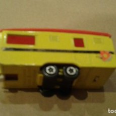 Coches a escala: TRAILER CARAVAN MATCHBOX 1970 LESNEY PRODUCTS. Lote 147943354