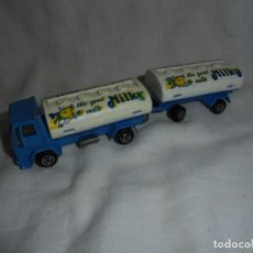 Coches a escala: CAMION CISTERNA FORD MAJORETTE THE GOOD MILKY Nº 241-245. Lote 148366134