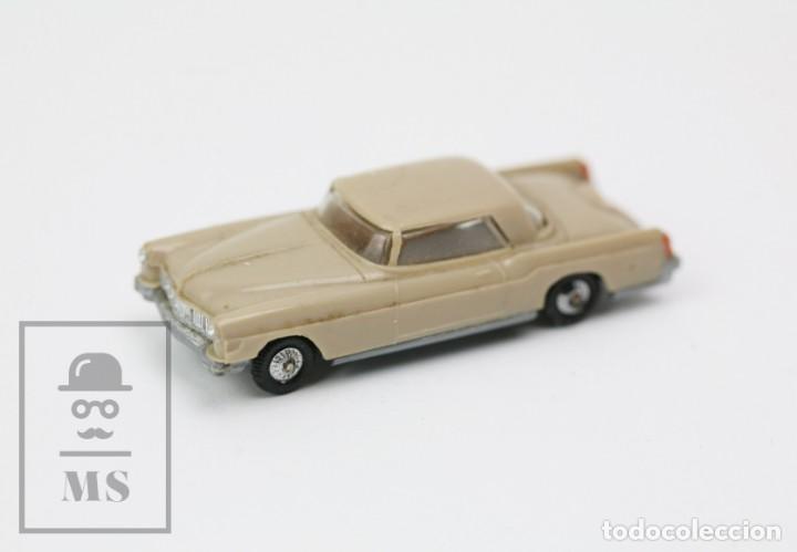 Coche De Ford ContinentalColor 5 Escala Eko Beige Largo A 5 Miniatura Juguete Cm iZuPkXOT