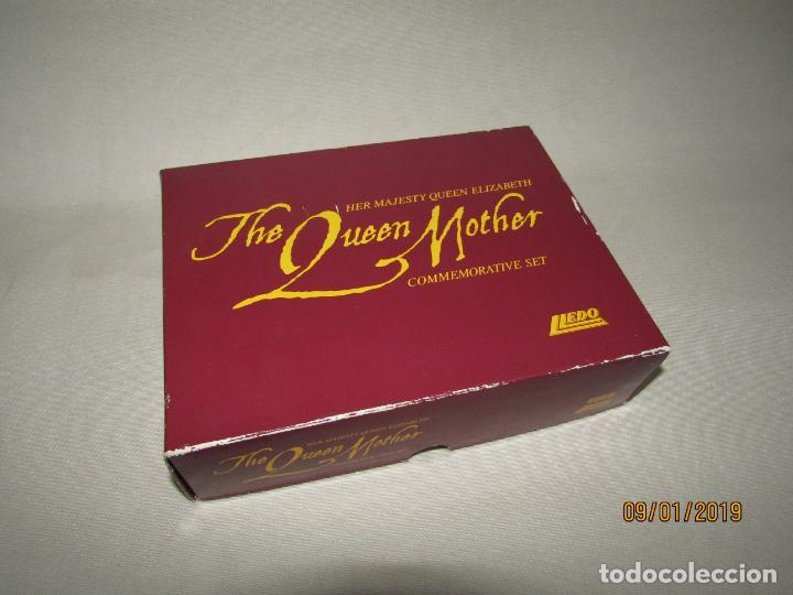 Coches a escala: Caja Set Conmemorativa para Celebrar la Vida de LA REINA MADRE Edición Limitada y Numerada Año 2002 - Foto 3 - 149567562