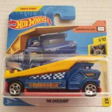 Coches a escala: HOT WHEELS THE EMBOSSER SCALE 1:64 METAL ¡NEW!. Lote 149727790