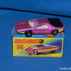 Coches a escala: (M) MATCHBOX NUM 75 ALFA CARABO CON CAJA , BUEN ESTADO. Lote 150141426