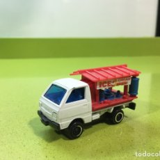 Coches a escala: CAMION HELADOS PILEN,FOOD TRUCKS,DIE CAST,MINIATURE,MODEL. Lote 150187689