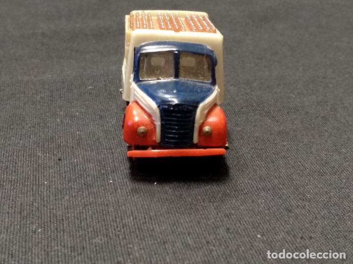 Coches a escala: MINI CARS - ANGUPLAS - CAMION EBRO PEPSI COLA - DIVISION TRANSPORTES 6 - SERIE E - Foto 5 - 150790986