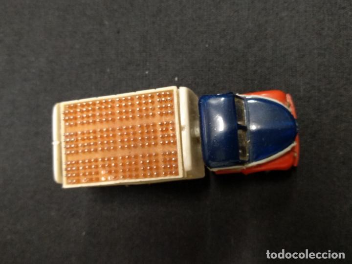 Coches a escala: MINI CARS - ANGUPLAS - CAMION EBRO PEPSI COLA - DIVISION TRANSPORTES 6 - SERIE E - Foto 7 - 150790986