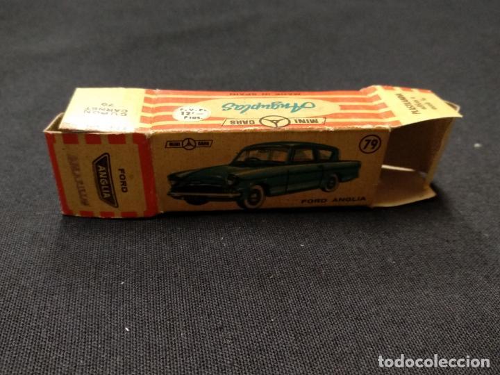 Coches a escala: MINI CARS - ANGUPLAS - FORD ANGLIA - DIVISION TURISMO 25 - SERIE GB - Foto 7 - 150793906