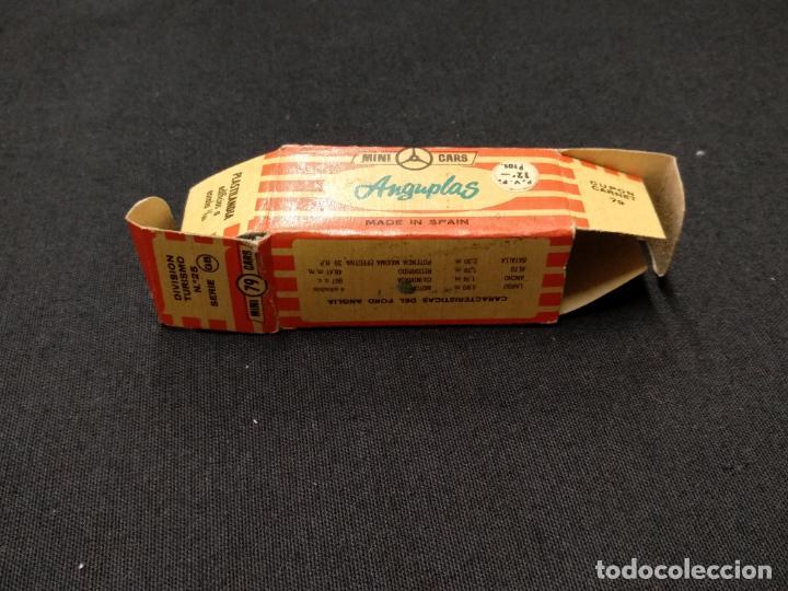 Coches a escala: MINI CARS - ANGUPLAS - FORD ANGLIA - DIVISION TURISMO 25 - SERIE GB - Foto 9 - 150793906