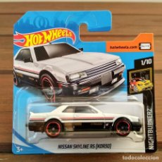 Auto in scala: HOT WHEELS NISSAN SKYLINE RS KDR30. Lote 150797486