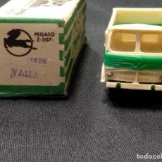 Coches a escala: MINI CARS - ANGUPLAS - PEGASO Z 207 - DIVISION TRANSPORTE 1 - SERIE E - . Lote 150983146