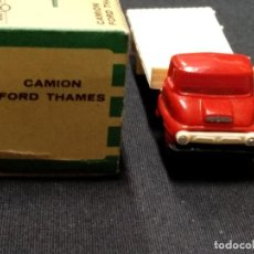 Coches a escala: MINI CARS - ANGUPLAS - CAMION FORD THAMES - DIVISION TRANSPORTES 24 - SERIE G.B.. Lote 151091782