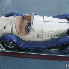 Coches a escala: MAQUETA POCHER ALFA ROMEO SPIDER TOURNING GRAN SPORT 1931 ESCALA 1/8 VER FOTOS Y DESCRIPCION. Lote 151118170