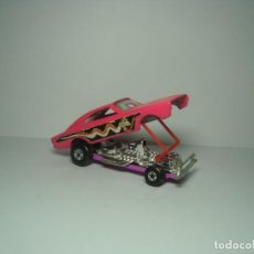 Coches a escala: DODGE DRAGSTER DE MATCHBOX SUPERFAST 1,64. Lote 151323334