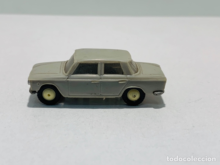 FIAT 1500 DE MINICARS (Toys - Model Cars Other Scales)