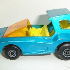 Coches a escala: ANTIGUO SOOPA COOPA MATCHBOX LESNEY SUPERFAST NUMERO 37. Lote 151951502
