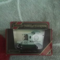 Coches a escala: COCHE MATCHBOX MODELS OF YESTERDAY. Lote 151955238