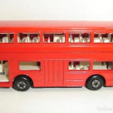 Coches a escala: ANTIGUO BUS THE LONDONER MATCHBOX LESNEY SUPERFAST NUMERO 17. Lote 151955830