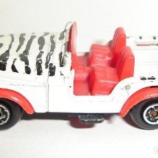 Coches a escala: ANTIGUO JEEP WILLYS GUISVAL MADE IN SPAIN. Lote 151962926