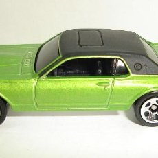 Coches a escala: COCHE COUGAR HOT WHEELS ESCALA 1:64. Lote 155254346