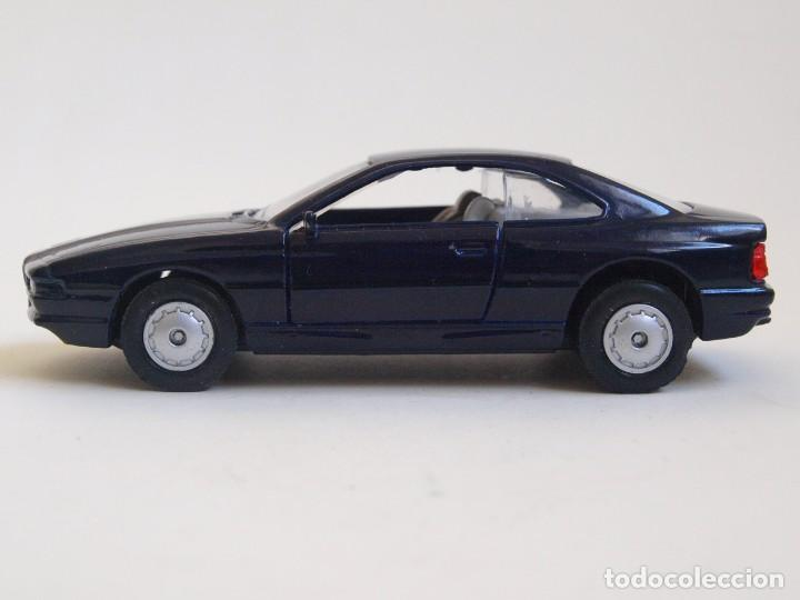 MAISTO - BMW 850I - NEGRO - METAL/PLASTICO - ESCALA 1/40 (Juguetes - Coches a Escala Otras Escalas )
