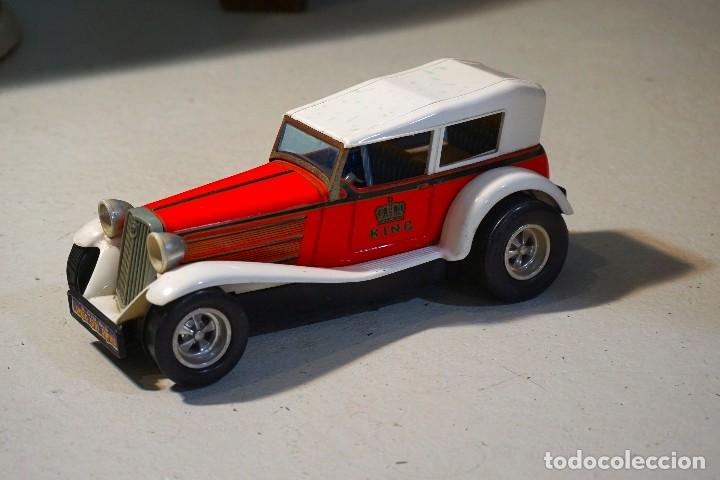 Juguete King Coche Taiyo Japon Made De In Car Japan Japones gf7vy6bY