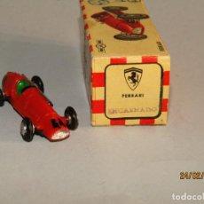 Coches a escala: ANTIGUO FERRARI Nº 44 MINICARS MINI CARS DE ANGUPLAS - AÑO 1960. Lote 153267942