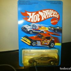 Coches a escala: HOT WHEELS UFRONT 924 MADE IN MALAYSIA 1981. Lote 153414634