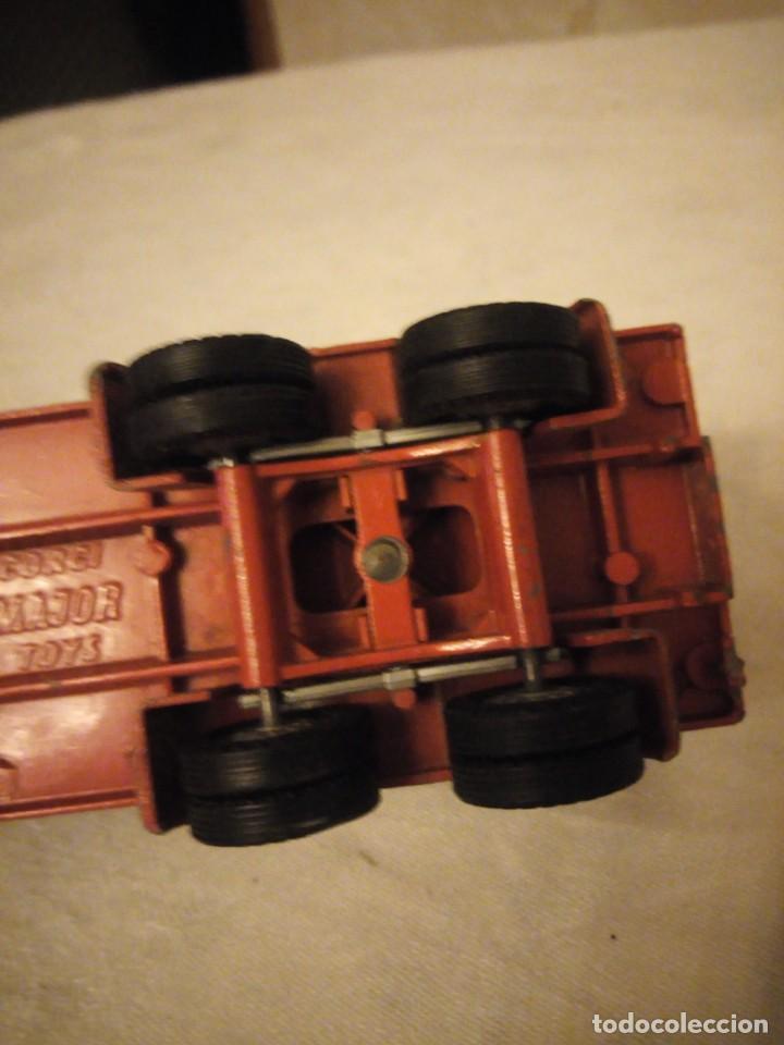 Coches a escala: trailer articulado corgi major toys made in gt britain ,express service. metálico. - Foto 9 - 153867230