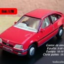 Coches a escala: OXFORD OPEL KADETT VAUXHALL ASTRA GTE. Lote 153914122