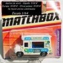 Coches a escala: MATCHBOX MBX ICE CREAM CRUISER COSMIC. Lote 154145910