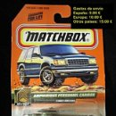 Coches a escala: MATCHBOX FIRST EDITION MILITARY VEHICLE 55 AMPHIBIOUS PERSONNEL CARRIER. Lote 154154910