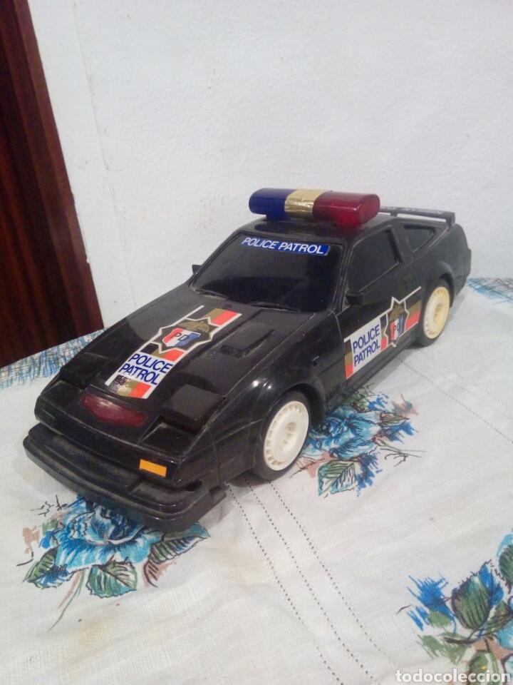 De Nissan 300 Juguete Turbo Patrol Coche Police Zx wPXlOiZTku