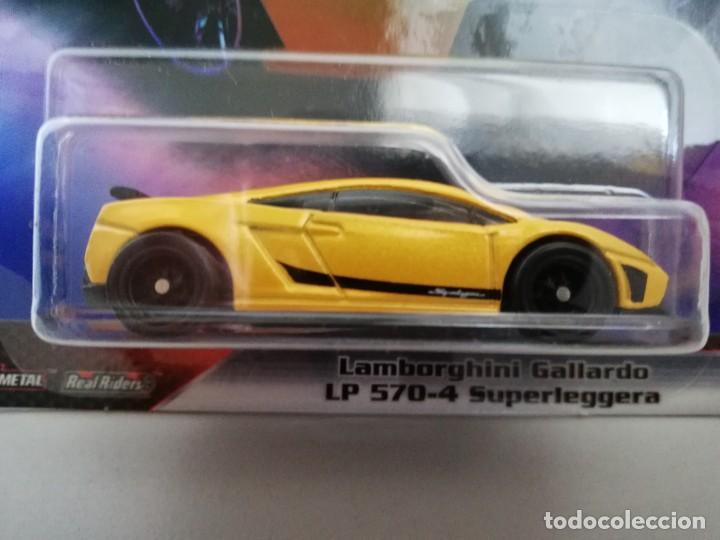 Hot Wheels Premium Lamborghini Gallardo Lp 570 Buy Model Cars At