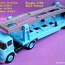 Coches a escala: EFE - ATKINSON CAR TRANSPORTER . Lote 154457142