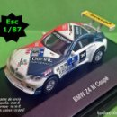 Coches a escala: SCHUCO - BMW Z4 M COUPE SCHUBERT MOTORS 24H NUERBURGRING 2008. Lote 154457438