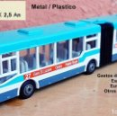 Coches a escala: SIKU SERIE INTERNACIONAL NR. 1617001 AUTO BUS ARTICULADO RATP / FRANCIA . Lote 154458434