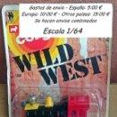 Coches a escala: CORGI JUNIORS 1981 SERIE WILD WEST - STEAM LOCOMOTIVE. Lote 154458538