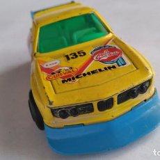 Coches a escala: GUISVAL ESCALA 1:37. BMW CSL 3.3 METAL, MADE IN SPAIN. TAL CUAL FOTOS.. Lote 154477350