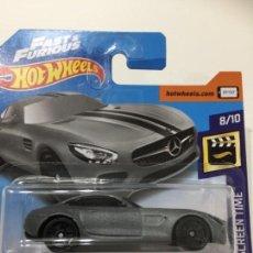 Modellautos - HOT WHEELS MERCEDES FAST & FURIOUS - 155361818
