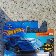 Coches a escala: HOTWHEELS BATMOBILE BATMAN DC. Lote 155385333