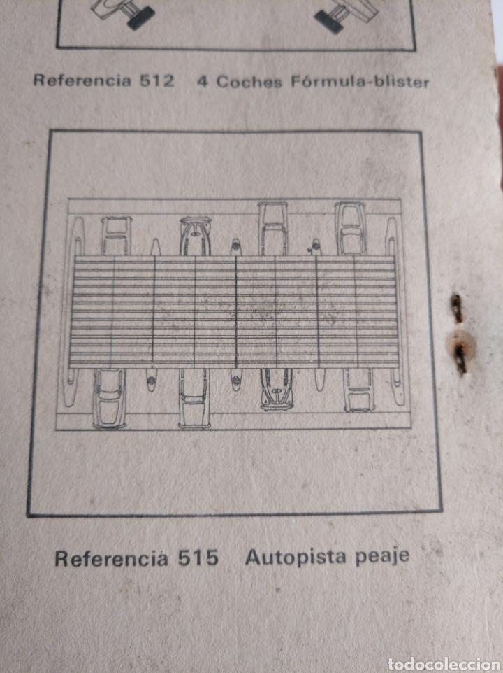 Coches a escala: BLISTER AUTOPISTA DE PEAJE CON 8 COCHES ESCALA H0, 1/87, FABRICADOS POR ECA EN LOS 70, REF 515 - Foto 4 - 155386098