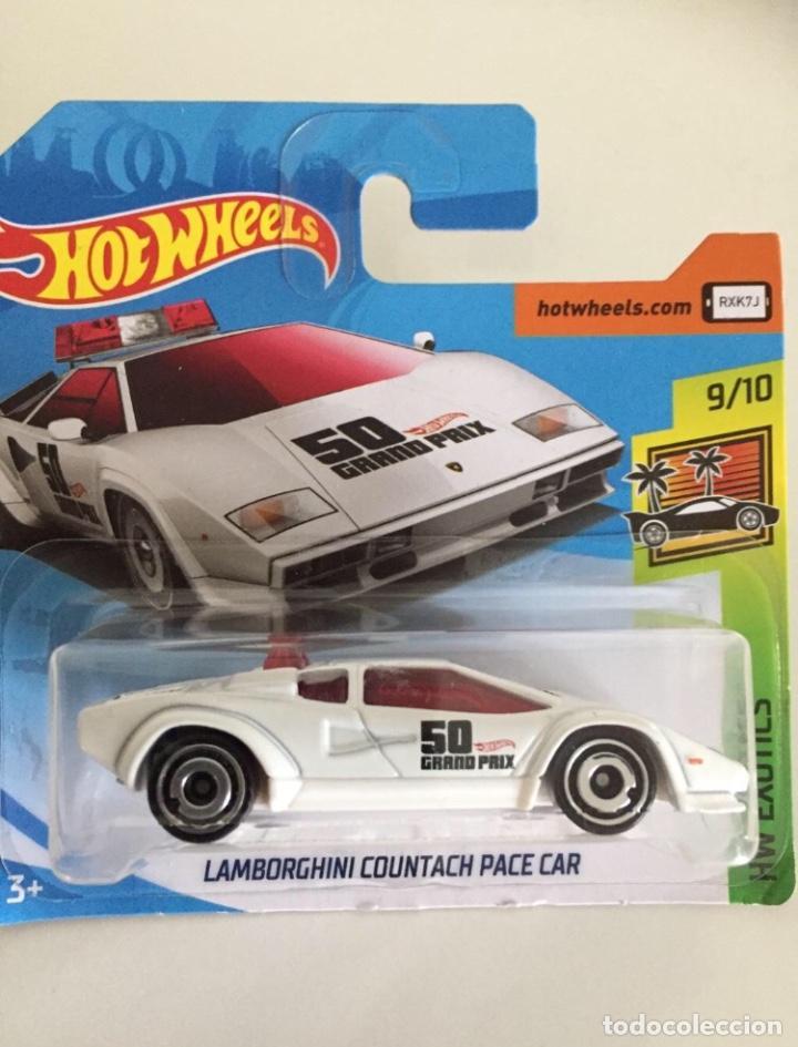 Hot Wheels Lamborghini Countach Blanco T3 Buy Model Cars At Other