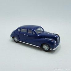 Coches a escala: HERPA 022279 BMW 502 (ÁNGEL BARROCO) 1952-1964 AZUL REAL ESCALA 1/87 H0 (2210). Lote 155708478