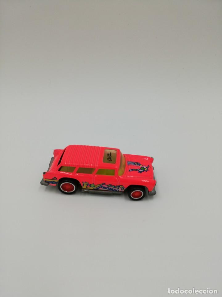 Coches a escala: CHEVY NOMAD HOT WHEELS 1969 - Foto 2 - 156038610