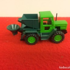 Coches a escala: TRACTOR MERCEDES. WIKING. Lote 156676510